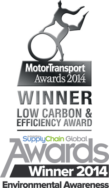 MTA 2104 Winner Logo + Supply Chain Global Awards Winner 2014